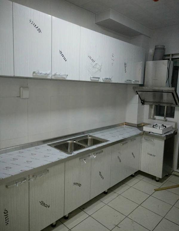 潍坊不锈钢整体橱柜