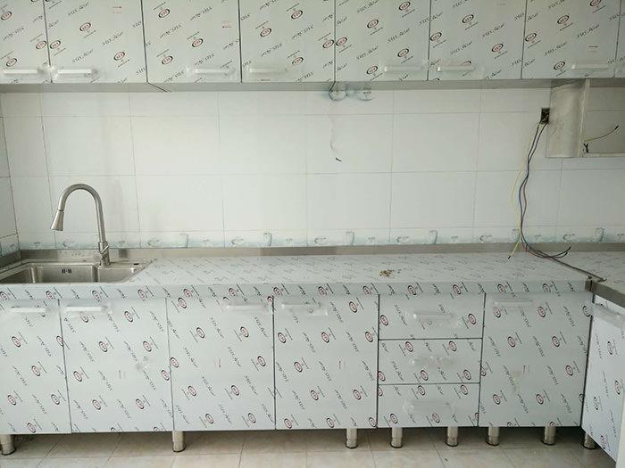 不锈钢整体厨房