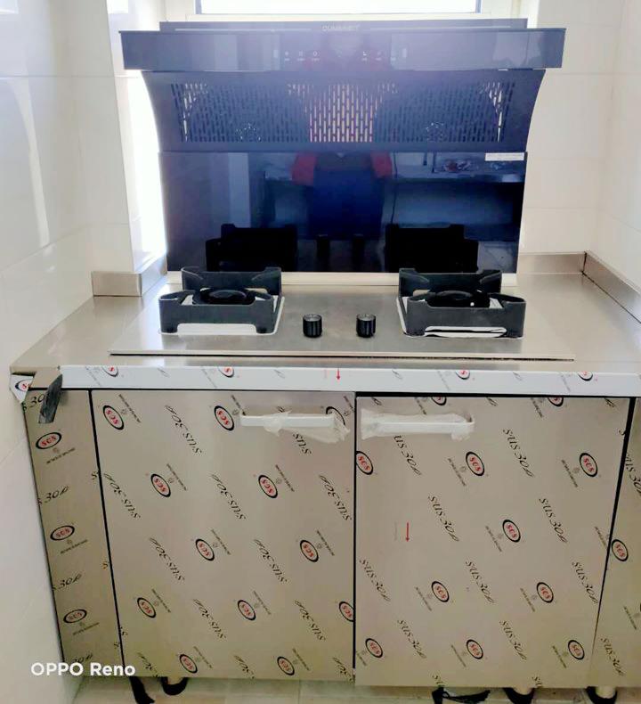 不锈钢厨房